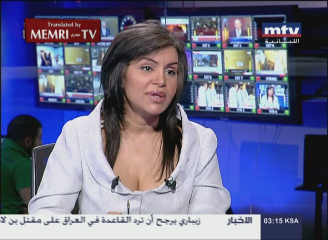 Former Saudi TV Host Rania Al-Baz: Bin Laden Was a Black Stain on the Lives of Muslims