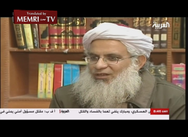 Sheik Abd Al-Aziz Ghazi, Imam of the Red Mosque in Islamabad, Pakistan, Talks about the