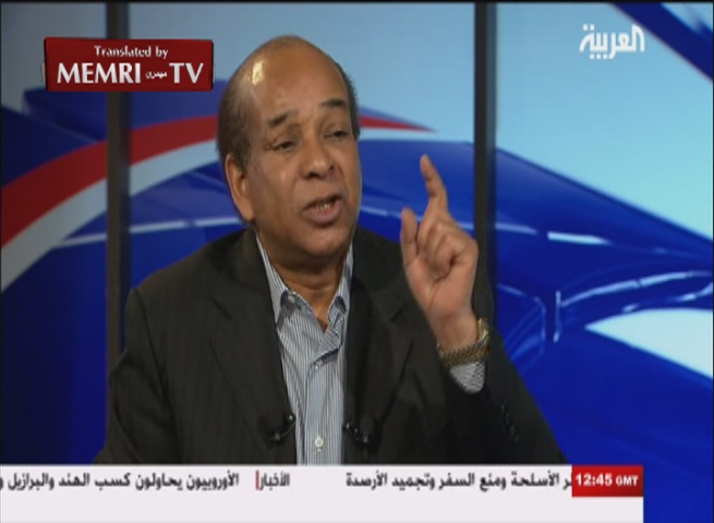 Libyan Ambassador to the UN Abdel Rahman Shalgam: I Am Prepared to Face Trial for My Service under Al-Qadhafi; We Won't Let the Africans Bring Us Their Diseases and Crime