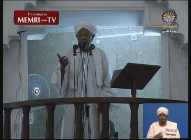 Sudanese Preacher Sheik Abd Al-Jalil Al-Karouri: The Jews Made Usury the Basis of Banking, 4,000 Jews Were Absent from Work at the WTC on 9/11