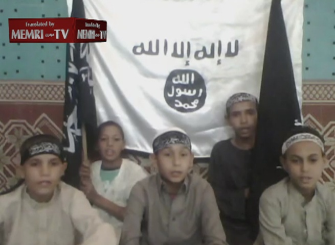 "Tunisian Children Recite Al-Qaeda Song Extolling 9/11: ""Our Terror Is Blessed"""