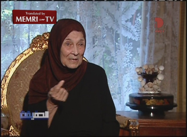 Umm Khaled Islambouli, Mother of Al-Sadat's Assassin, Defends Her Son's Act: Al-Sadat Sold the Country to the Jews and the Americans