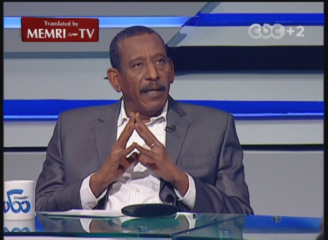 Sudanese Writer Al-Hajj Warraq Warns Egypt about the Danger of the Rise of Islamists: