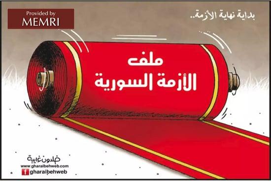 Jordanian, Syrian Press On Reopening Of Border   MEMRI