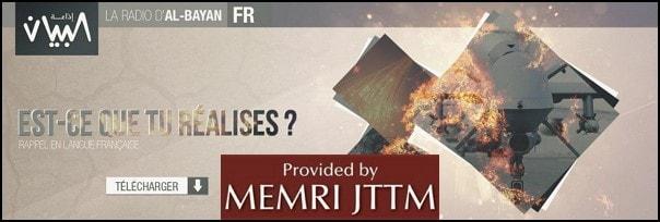 foto de Jihad and Terrorism Threat Monitor (JTTM) Weekend Summary   MEMRI