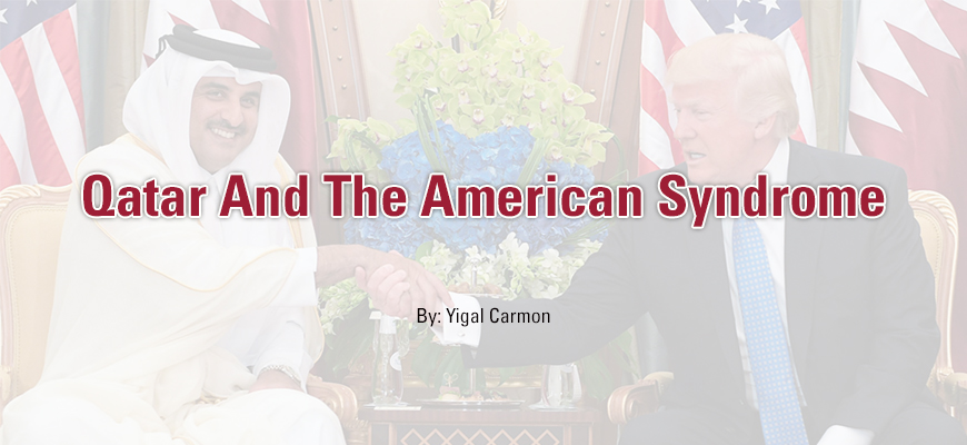 Qatar And The American Syndrome