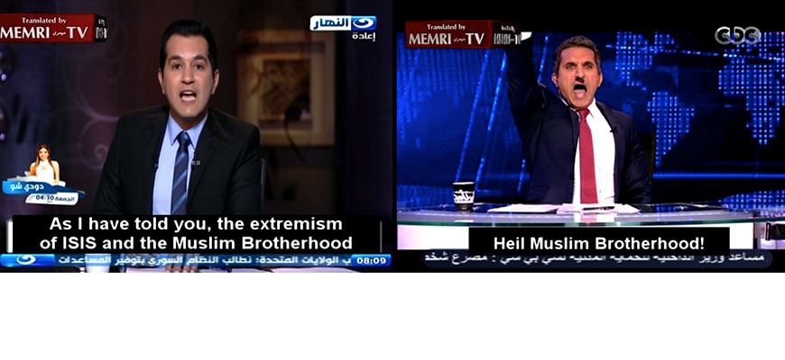 Editor's Picks From The MEMRI TV Archives: Criticism Of The Muslim Brotherhood