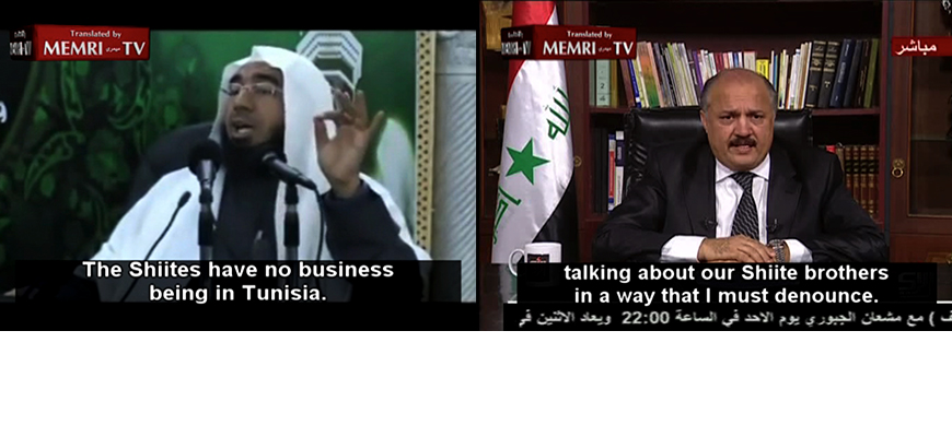 Editor's Picks From The MEMRI TV Archives: Sunni-Shi'ite Conflict In The Arab World