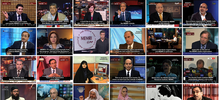 MEMRI TV Marks 6,000+ Clips – Over 22,850 Minutes Of Translated Content – Please Support Our Efforts Today