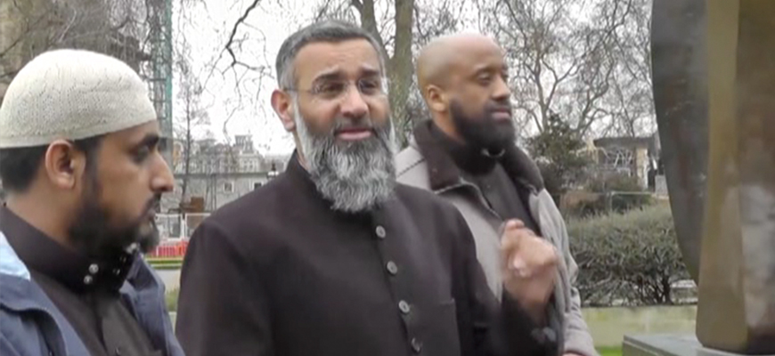 From The MEMRI Archives: Reports And Clips On British Jihadi Anjem Choudary, Recently Released From UK Prison After Serving Half Of Sentence For Encouraging Britons To Join ISIS