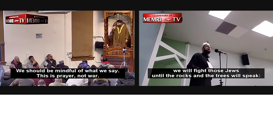 2018 Editor's Picks: MEMRI TV Clips Of Sermons In U.S.