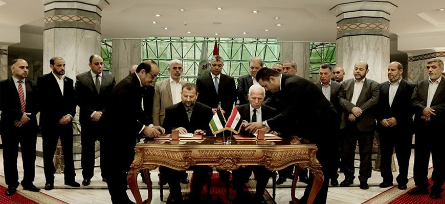 Palestinian Reconciliation At An Impasse