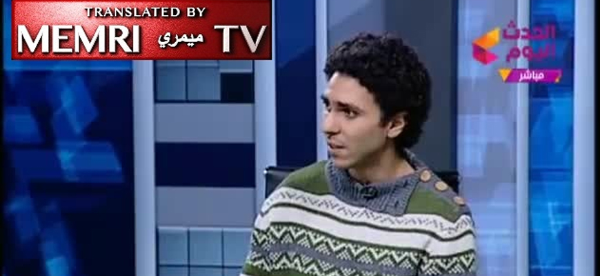 Egyptian TV Host Kicks Atheist Out Of Studio, Recommending Psychiatric Treatment
