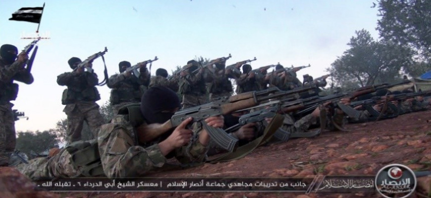 Hay'at Tahrir Al-Sham (HTS) Prepares For The Fateful Battle For Idlib