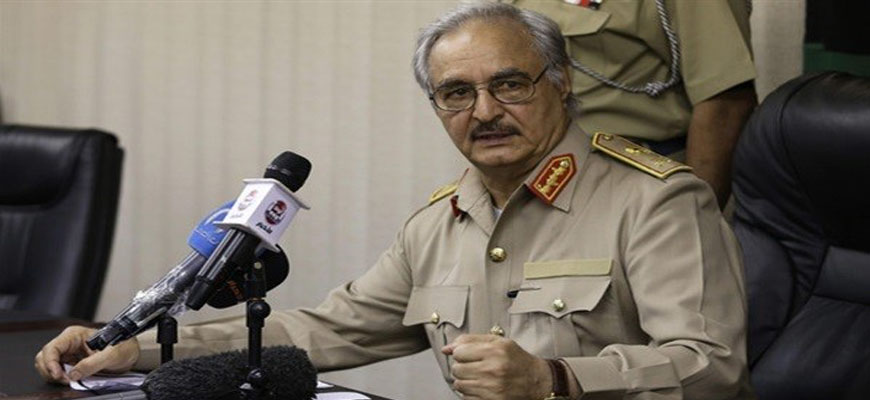 Russian Daily 'Kommersant': 'From Moscow's Point Of View, [Libya's] Marshal Haftar Seems To Be A Promising Partner'