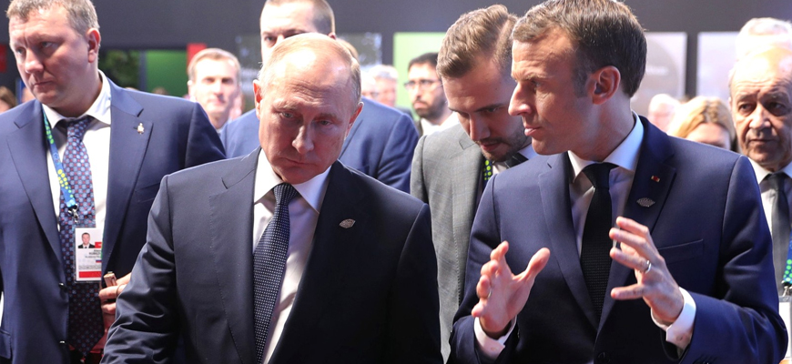 Russian Journalist Petr Akopov: Macron Began To Identify Russia's Place In The World Arena; However, Europe Strategically Needs Russia Much More Than We Need Europe