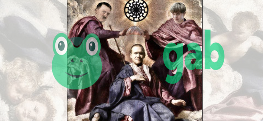 White Supremacist Online Incitement – Account Review: Neo-Nazi Graphic Designer Incites Against Blacks, Jews, Law Enforcement; Praises Mosque, Church, Synagogue Mass Murderers