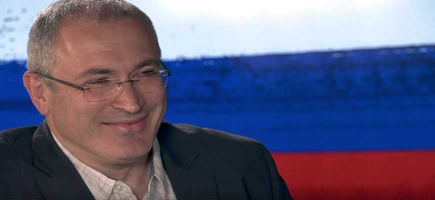 Kremlin Critic Khodorkovsky: Fear Is On The Rise In Russia, But So Is Fearlessness