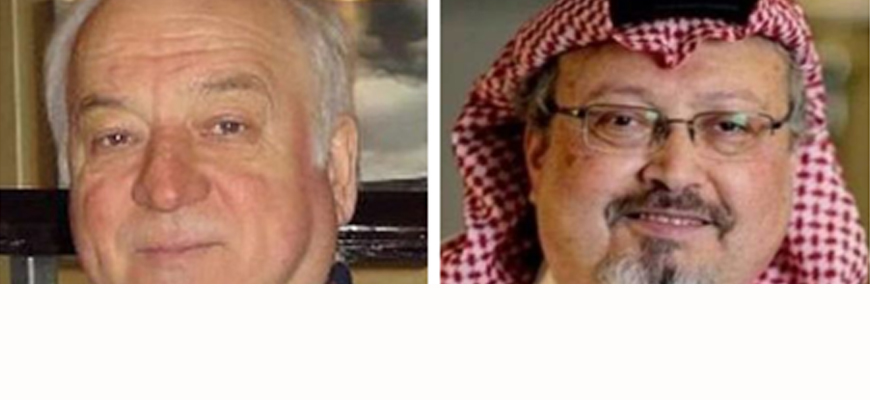 Renowned Russian Telegram Channel SerpomPo: The Skripal Case And The Khashoggi Case – Triggers For Harsh Western Reaction