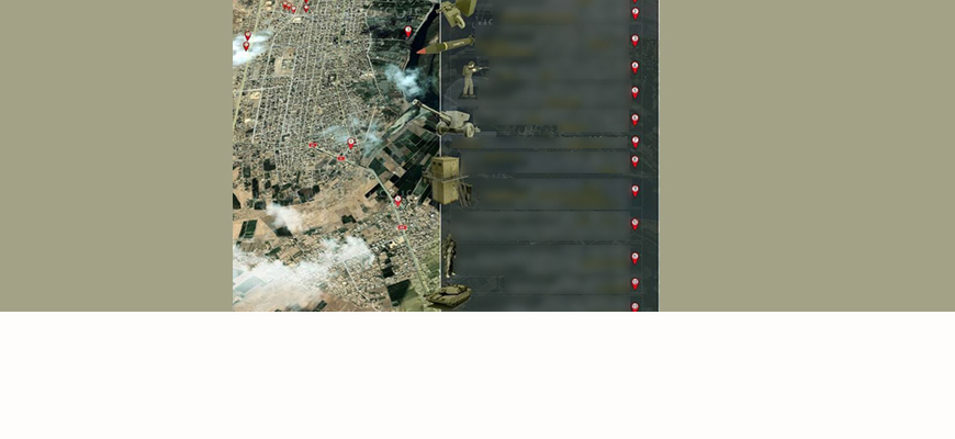 Syrian Opposition Website Reveals Precise Locations, In Al-Bukamal, Syria, Of Iran-Backed Shi'ite Militias' Military Outposts And Weapons Depots