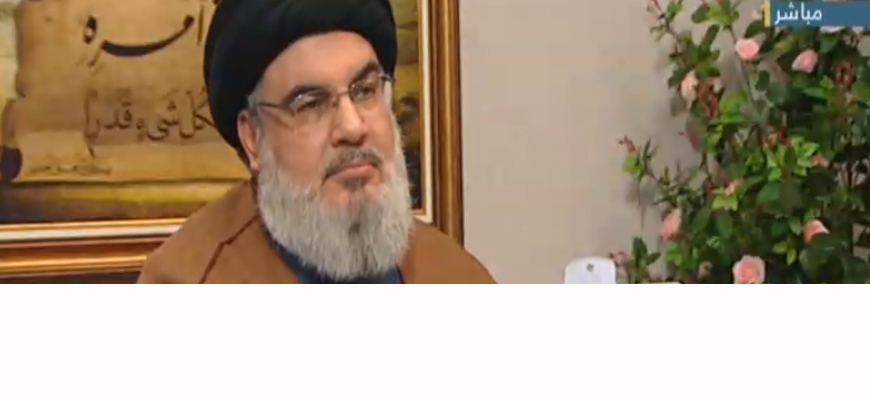 Hizbullah Secretary-General Hassan Nasrallah: We Have Enough Missiles To Send Israel Back To The Stone Age; Iran Would Be The First To Attack Israel If War Breaks Out