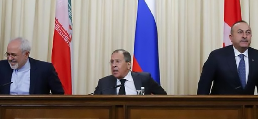 Russian Efforts To Exclude U.S., Europe From Political Solution In Syria And Create A Framework For Bypassing Geneva I