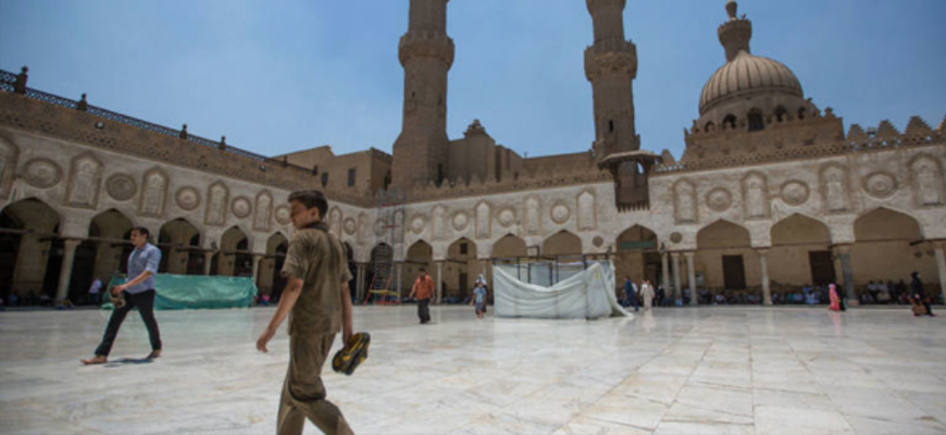 In Egypt, Clashes Between The Institution Of The Presidency And The Institution Of Al-Azhar