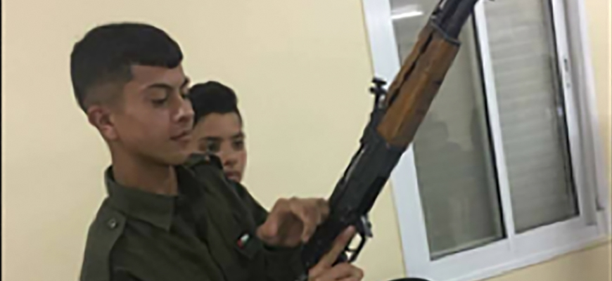 2017 Summer Camps In The Palestinian Authority – Part II: Military Training, Glorification Of 'Martyrs' At Camps Held By Fatah And National Security Forces