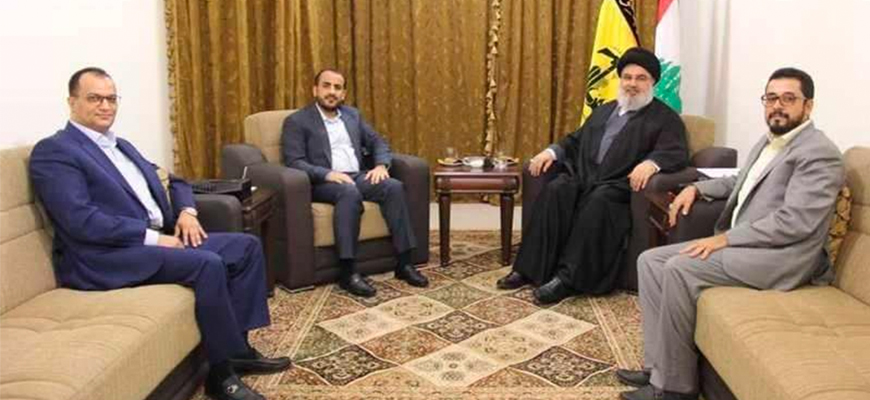 Criticism In Yemen, Saudi Arabia, Lebanon Over Hizbullah's Involvement In Yemen, Support For Houthis