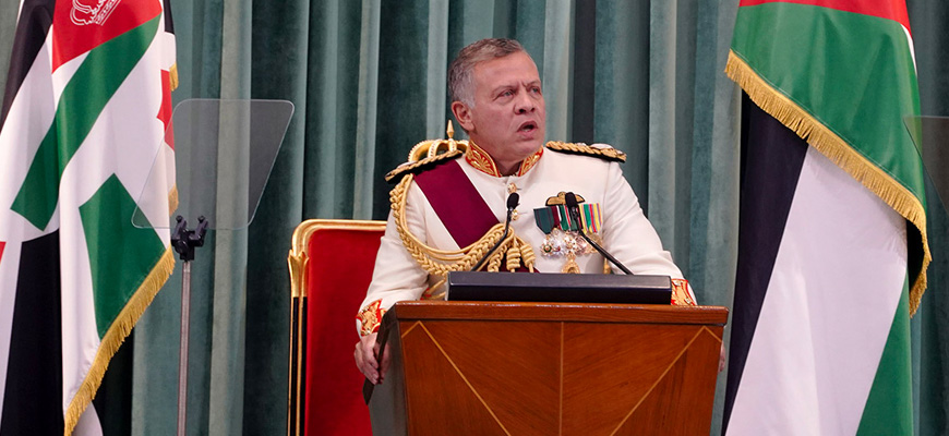 Growing Calls In Jordan To Enact Political Reforms, Limit King's Powers