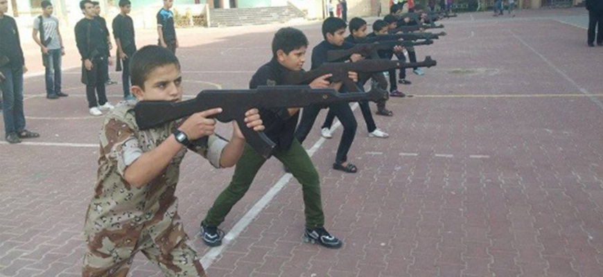 For Years, Qatar Funded Hamas Schools In Gaza Where Children Receive Weapons Training