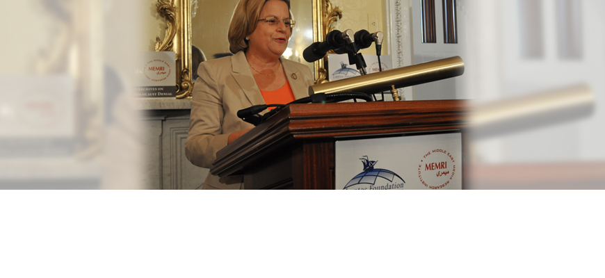 MEMRI Welcomes Former U.S. Representative Ileana Ros-Lehtinen To The MEMRI Board Of Advisors