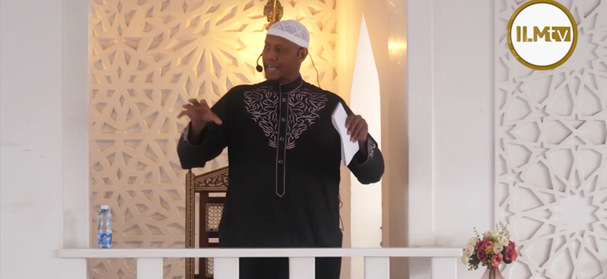 Somali-Canadian Islamic Preacher Said Rageah: Non-Muslims Disapprove Of Polygyny Because They Want Muslim Women To Be Cheap Goods Like Non-Muslim Women; Muslim Women Who Do Not Want To Share Their Husband Are Not True Believers