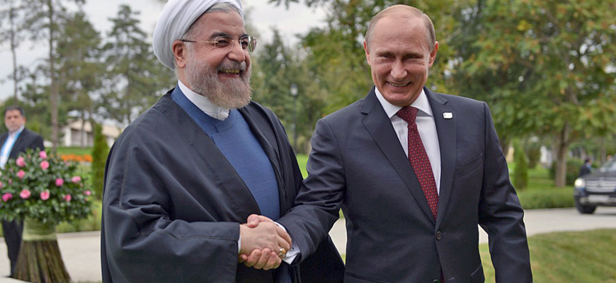 Pro-Kremlin Pravda.ru: ' Iran Is Becoming A Major Problem, First And Foremost For Russia's Interests'
