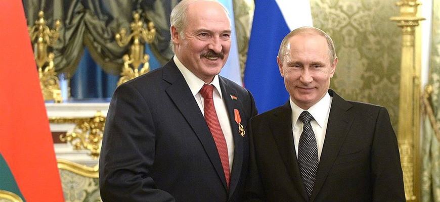 Update On Russia-Belarus Tensions
