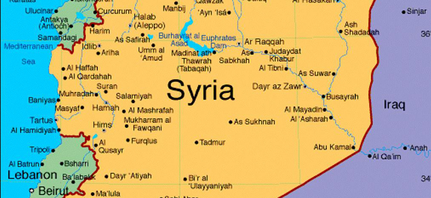 'Al-Sharq Al-Awsat' Report Specifies Locations Of Foreign Military Bases In Syria, Says Syria Is Turning Into Brittle Federation That Can Fall Apart At Any Moment
