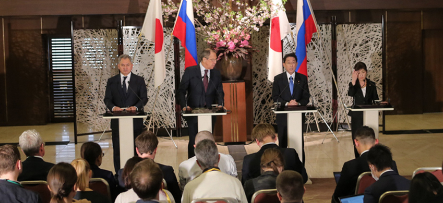Russia-Japan Relations – Valdai Club Expert: 'Resolving The Territorial Issue And Signing A Peace Treaty Seem To Be Beyond The Visible Horizon'