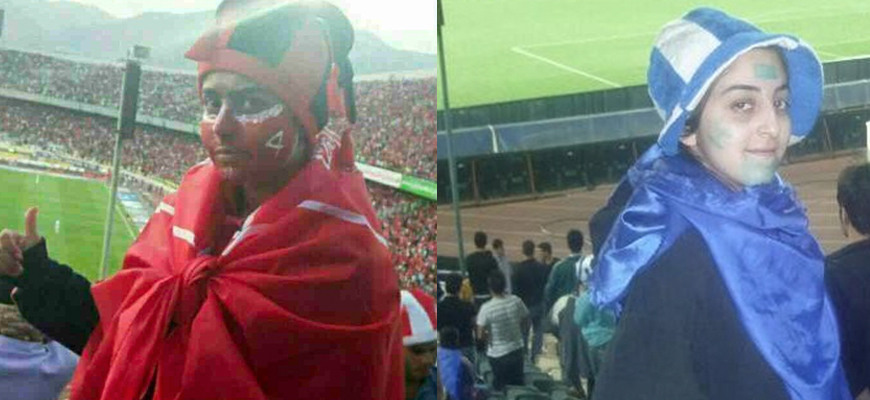 Women Arrested In Iran For Dressing As Men In Order To Attend Soccer Game; Khamenei Issues Fatwa Against Women Riding Bicycles In Public