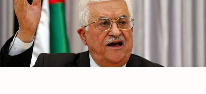 Palestinian Authority President 'Abbas: Palestinian Nakba Continues To This Day – And Its Source Is The Balfour Declaration; The Palestinians' Strategic Choice Is Peace Provided That It Includes Right Of Return, Compensation In Accordance With Resolution 194
