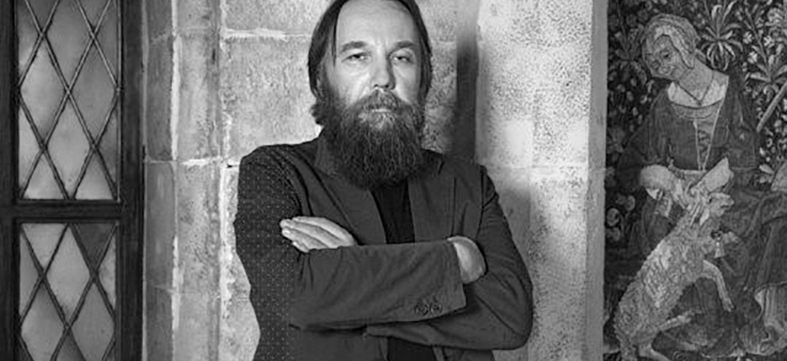 Pro-Kremlin Russian Philosopher Dugin: 'Who Are You Mr. Trump?'