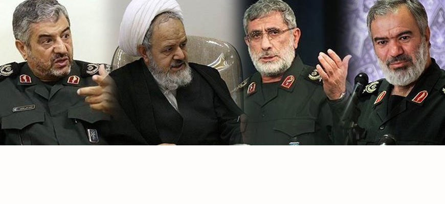 IRGC Commanders: Our Main Aim Is Global Islamic Rule