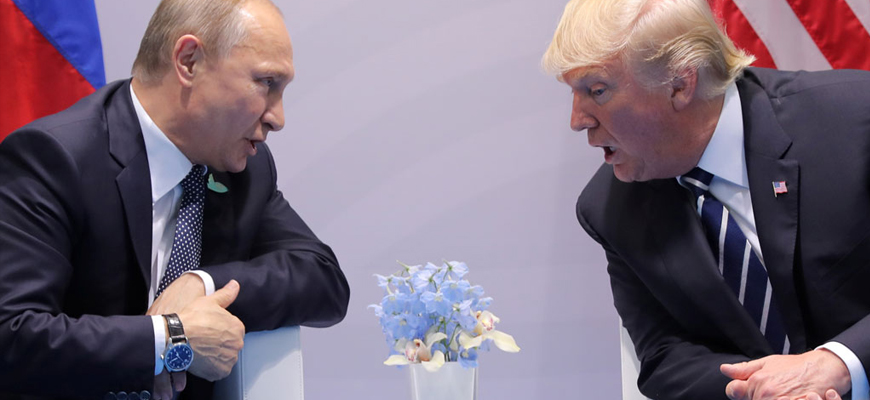 Russia Upbeat Again About Trump