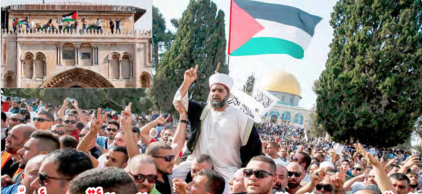 After Israel Removes Al-Aqsa Security Measures, 'Abbas, Fatah Call For Continuing The Struggle
