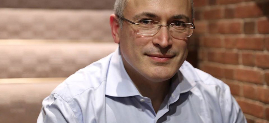 Kremlin Opponent Khodorkovsky: A Russian Civil Society Weakened By Sanctions Would Likely Turn To Another 'Leader Figure' In A Post-Putin Scenario