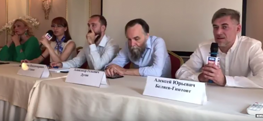 Russia's Orbit – Russian Anti-Liberal Philosopher Dugin: Serbs Must Ally With Russia To Salvage Sovereignty And Territorial Integrity