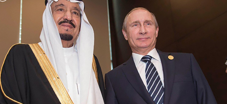 On Russian-Saudi Relations, Russia's FM Lavrov Says: King Salman's Historic Visit To Russia Will Bring Our Cooperation To A Totally New Level
