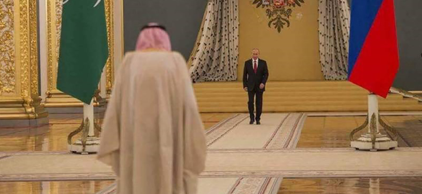 Reactions To Saudi King's Visit To Moscow – RIA: Putin Is The 'New Lord Of The Middle East'
