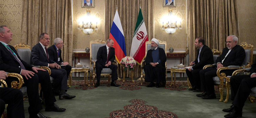 Iran-Russia Relations – Russian Military Expert Goltz: The Kremlin Has Swapped Its Role As Negotiator For Role Of 'Chief Global Pariah'