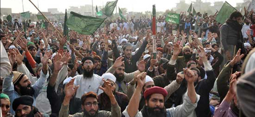 Tehreek Labbaik Ya Rasool Allah (TLY) – The Islamist Movement At The Center Of Anti-Government Protests In Pakistan