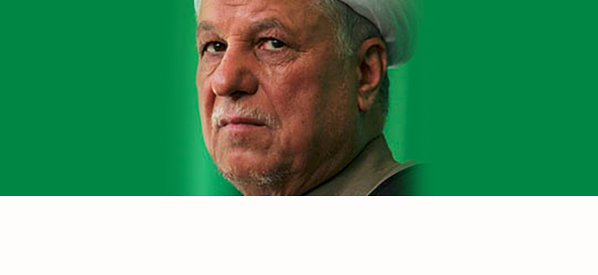 One Year After Death Of Rafsanjani, MEMRI Presents Excerpts From His Statements: 'The Islamic Regime Must Grant The People Freedom Without Coercion, Threats, Restrictions And False Arrests'